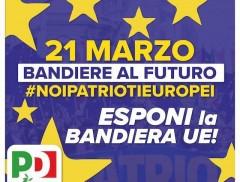21 marzo bandiere al futuro