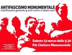 manifestazione 23 marzo
